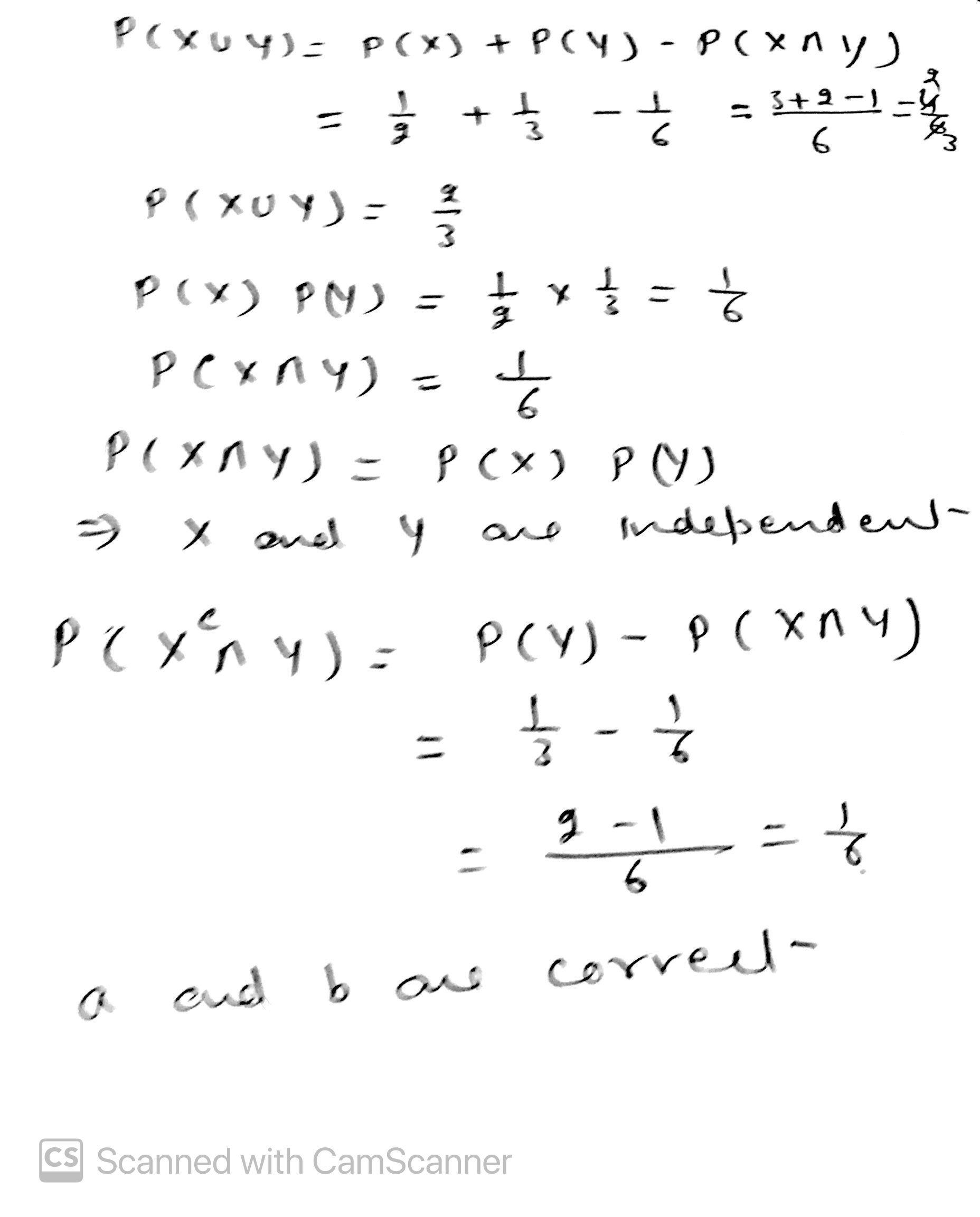 probability jee mains questions